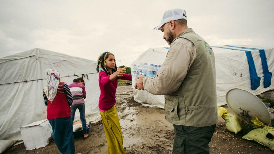Syrian Refugee Crisis Tom Zreika